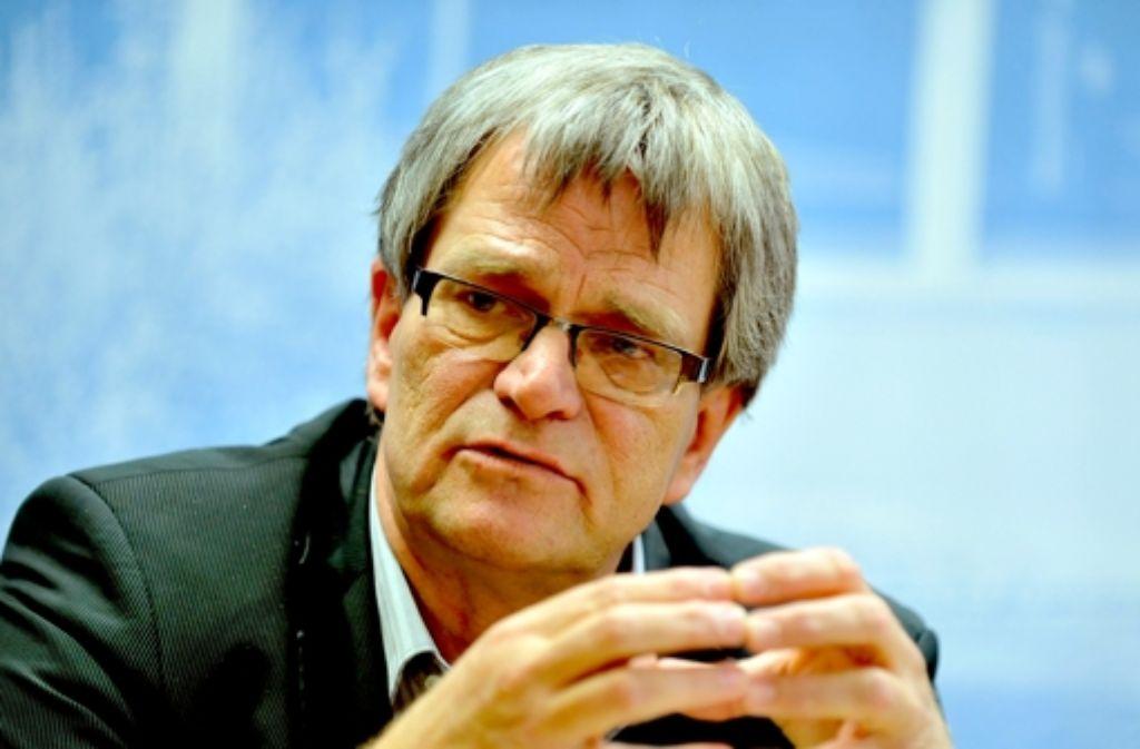 Hans-Uli Sckerl Foto: dpa