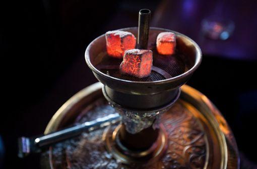 Eine Runde Shisha-Rauchen so schädlich wie zehn Zigaretten