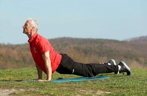 Bleiben Sie sportlich – mit unserem Tipp Nummer acht
