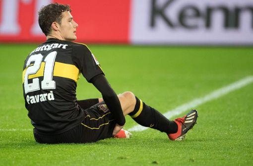 Stuttgart verliert in Gladbach deutlich