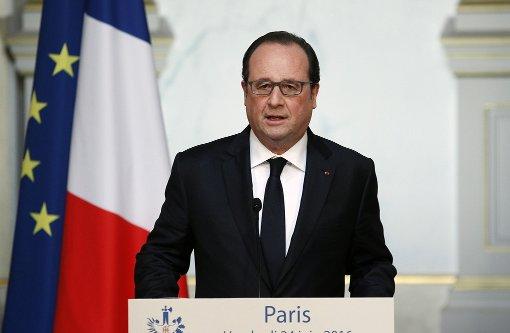 Paris setzt auf Härte gegen die abtrünnigen Briten