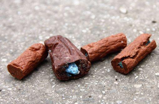 Präparierte Wurst entdeckt – legten Unbekannte Giftköder aus?