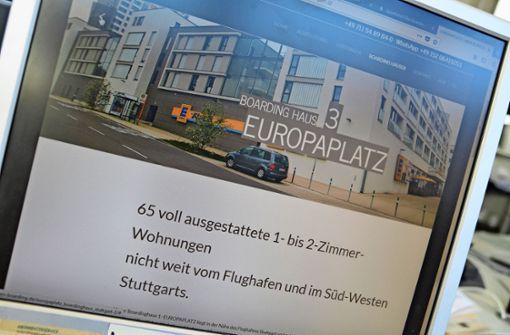 Warum gibt es auf dem Europaplatz ein Hotel?