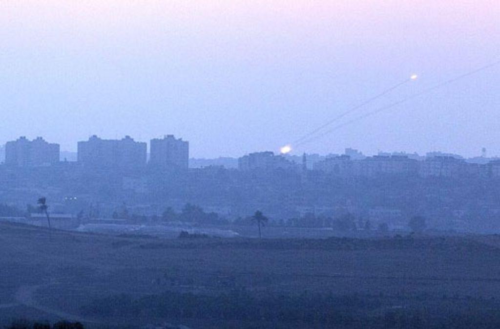 Im Gaza-Konflikt ist weiterhin keine Annäherung in Sicht. Foto: dpa