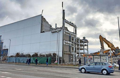 Sicherheit wird nach Abriss-Unfall verstärkt