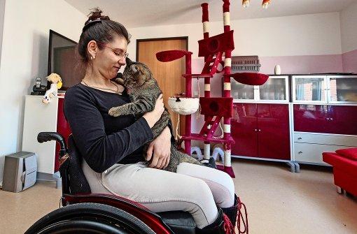 Diese Kindergärtnerin im Rollstuhl kämpft um ihren Platz