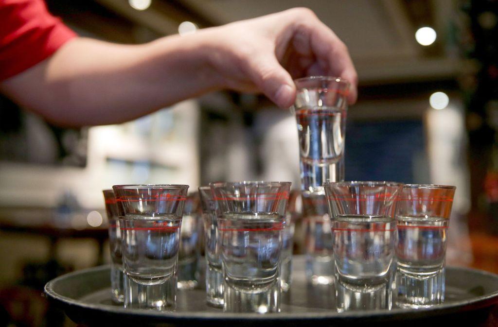 Alkohol ist gesellschaftlich anerkannt und ein Problem. Foto: dpa