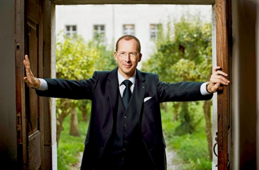 Bernd Westermeyer tritt sein neues Amt als Schulleiter an. Foto: https://www.salem-net.de/