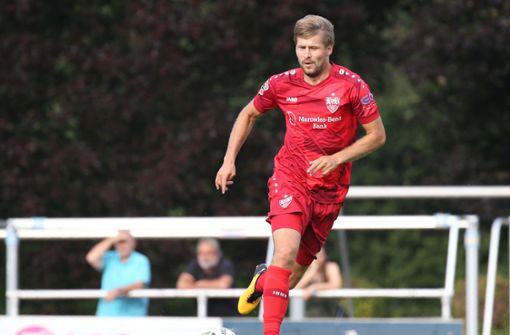 U21 besiegt TSG Backnang mit 2:0