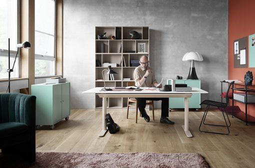 Das Homeoffice soll ein inspirierender Ort sein, dessen Gestaltung die Arbeit beflügelt. Perfekt, wenn hierfür ein eigener Raum zu Verfügung steht.
