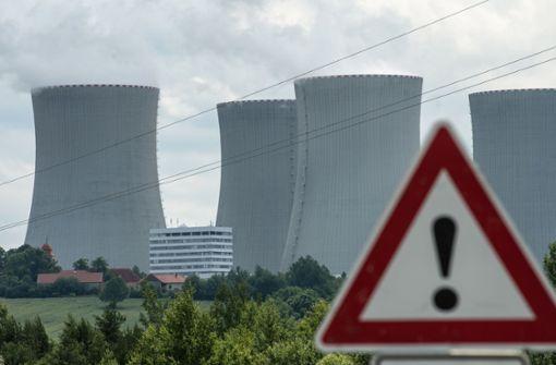 Reaktor wurde nach Panne vom Netz genommen