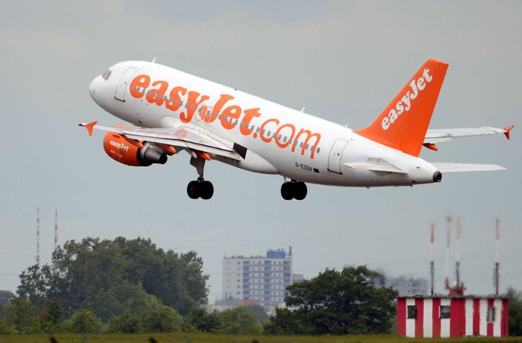 Bei über 2200 Kunden wurde laut Easyjet auch auf die Daten von Kreditkarten zugegriffen. Foto: dpa/Ralf Hirschberger
