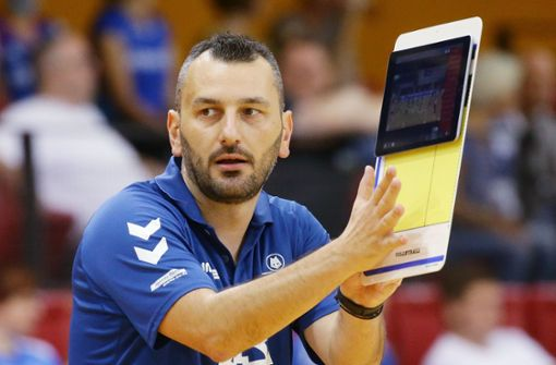 Giannis Athanasopoulos nicht mehr Trainer