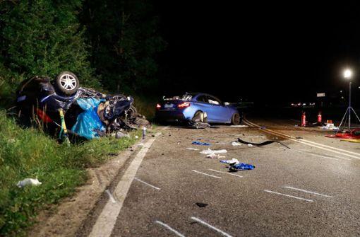 Haftbefehl gegen 24-Jährigen nach Unfall mit drei Toten