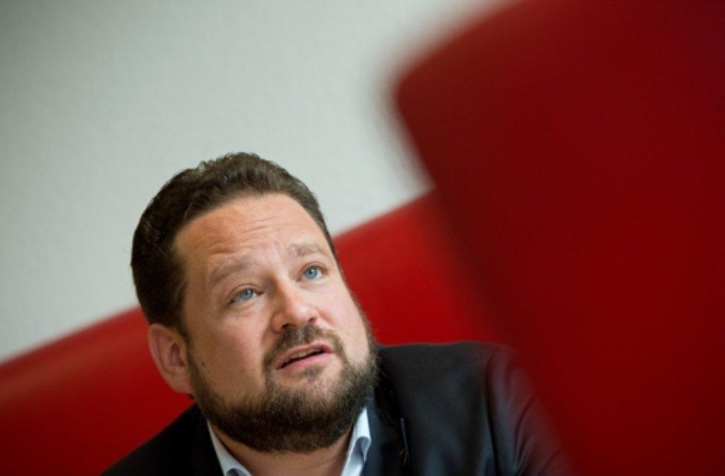 Der baden-württembergische Minister für Ländlichen Raum und Verbraucherschutz, Alexander Bonde. Foto: dpa