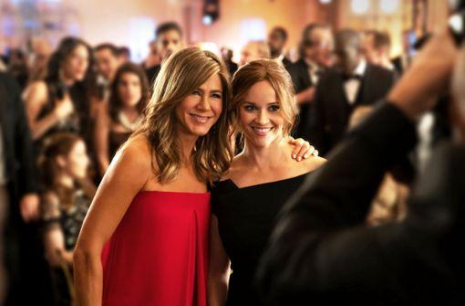 Jennifer Aniston, Metoo und das Frühstücksfernsehen