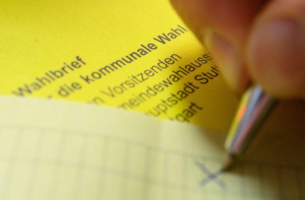 Stuttgart hat am Sonntag einen neuen Gemeinderat gewählt, nun liegen die vorläufigen amtlichen Endergebnisse vor.  Foto: dpa