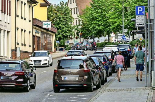 Parkplätze fallen Radwegen zum Opfer