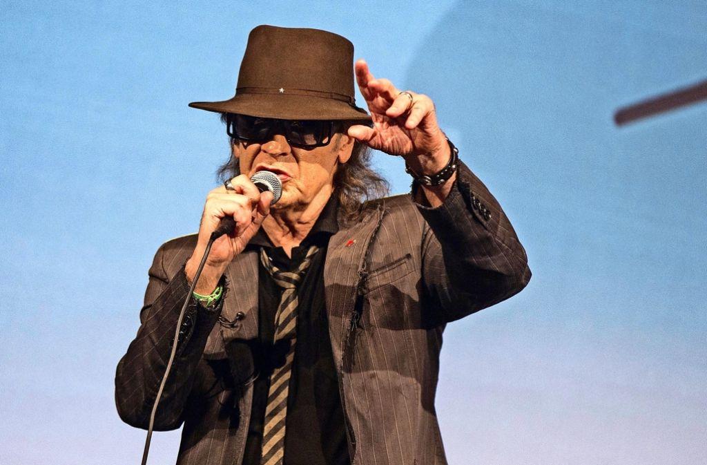 Udo Lindenberg will wieder auf Tour gehen. Foto: dpa