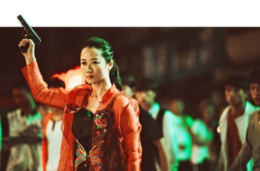 Einer Chinesin wird ihr Land fremd