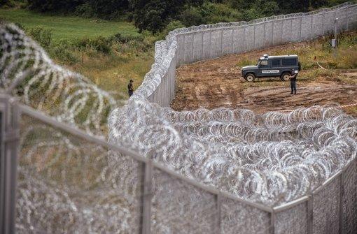 Die Mauern kehren zurück