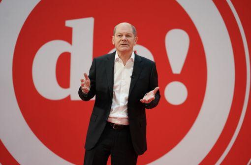 Die SPD zwischen Luftschloss und Kanzleramt