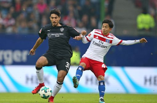 Berkay Özcan vor Wechsel zum Hamburger SV