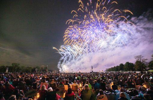 Schweden siegt bei den Flammenden Sternen