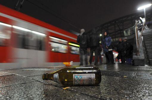 CDU macht Tempo bei Alkoholverbot