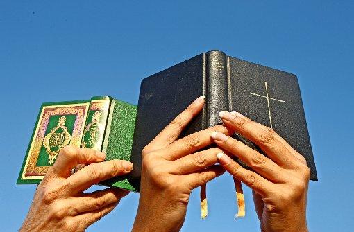 Muslime als potenzielle Mörder? So soll sich der syrische Arzt und christliche Prediger Jany Haddad in Korntal geäußert haben. Die Brüdergemeinde als Veranstalter entschuldigt sich dafür. Foto: picture-alliance