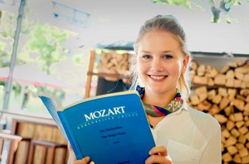 Abenteuer mit Mozarts Pamina