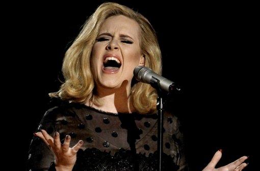 """Adele-Album """"25"""" nicht zu streamen"""