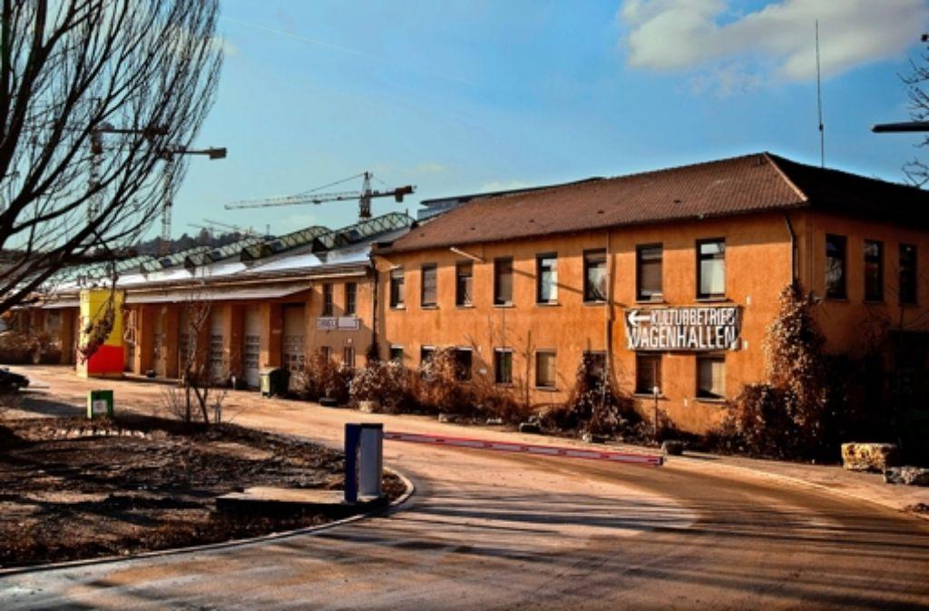 Die Wagenhallen sollen dauerhaft als Kulturbetrieb erhalten bleiben. Foto: Horst Rudel