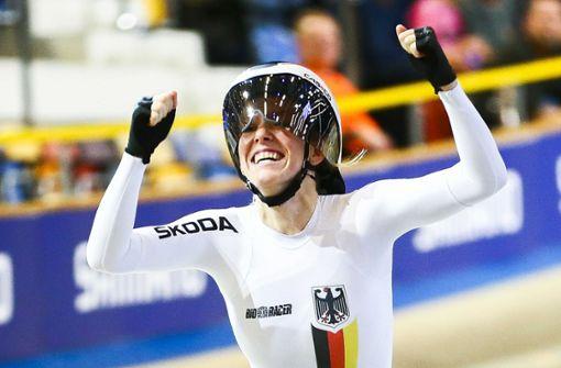 Fährt Franziska Brauße bald virtuelle Radrennen?