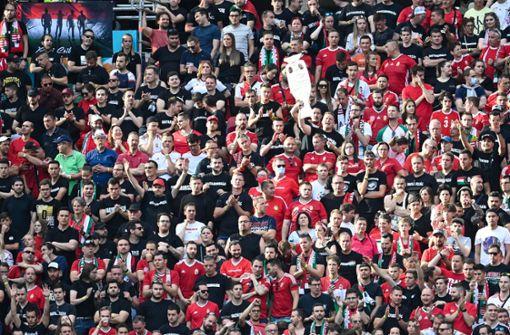 Heftige Kritik an voller Arena bei der EM 2021 in Budapest