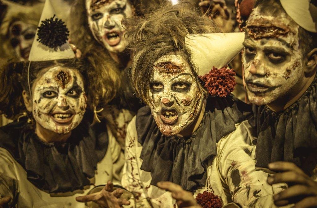 In diesem Jahr gibt es die Möglichkeit am Montag, den 30. Oktober, oder traditionell am Dienstag, den 31. Oktober, Halloween zu feiern. Foto: dpa