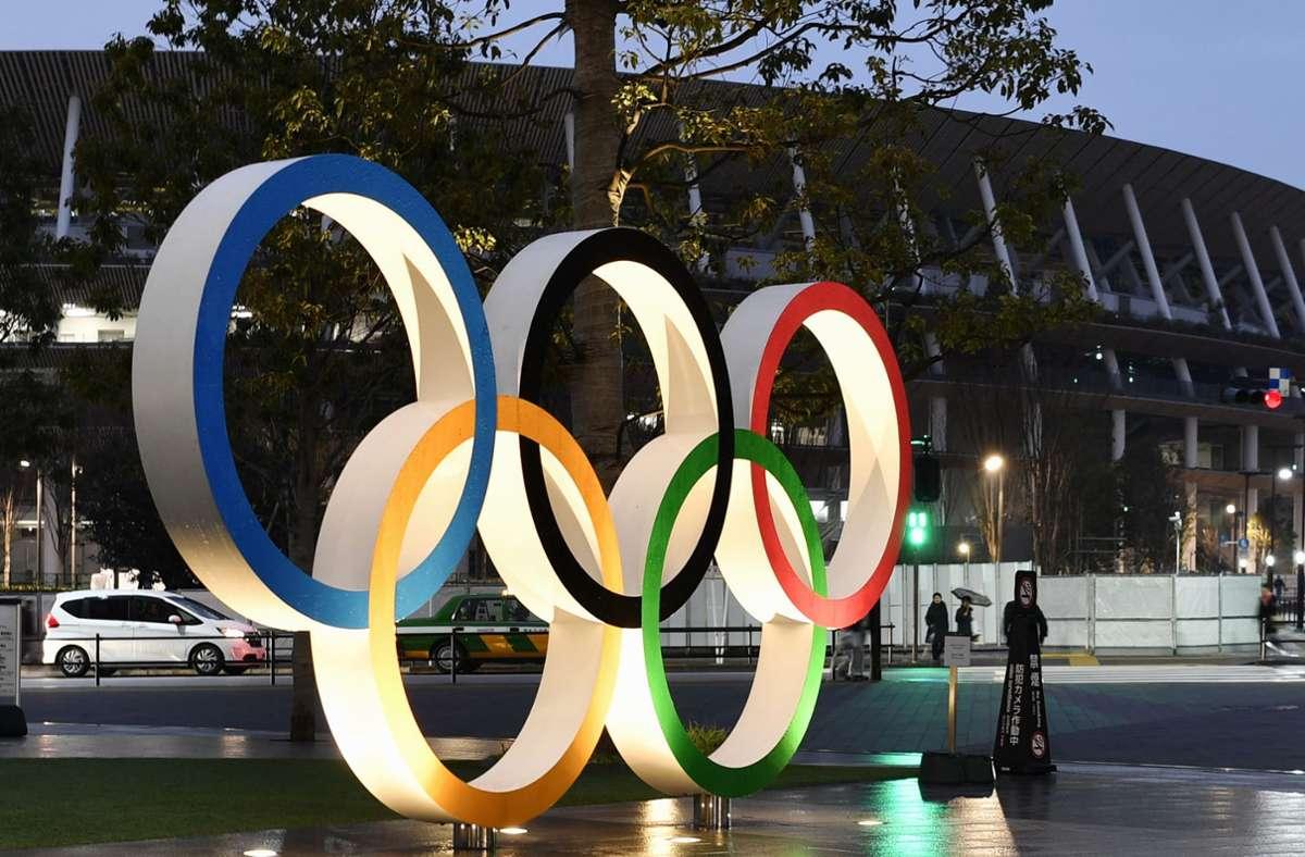 Die Olympischen Spiele 2020 sollen Ende Juli/Anfang August 2021 in Tokio nachgeholt werden. Foto: dpa