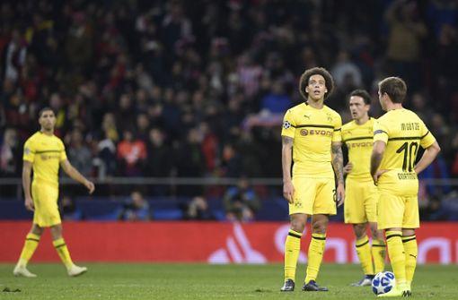 Dortmund verliert, Schalke gewinnt