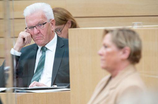 Neue Insa-Umfrage: Grüne und CDU gleichauf