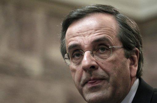 Samaras neuer Ministerpräsident