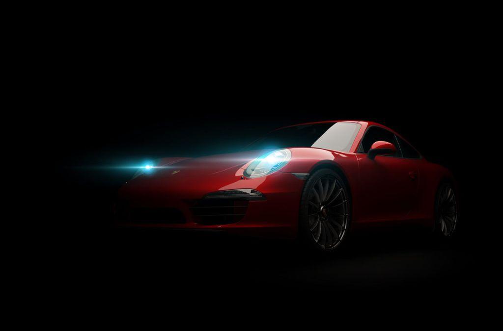 Ein Porsche-Fahrer wurde in Sindelfingen geblitzt. Ihn erwartet nun ein dreimonatiges Fahrverbot. (Symbolbild) Foto: Shutterstock/medvedsky.kz