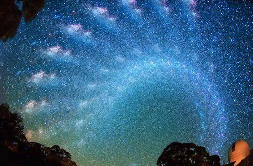 """""""95 Prozent des Universums sind noch  unbekannt"""""""