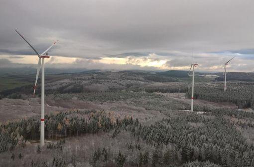 Windkraftanlagen sind ein wichtiger Bestandteil für die Energiewende.