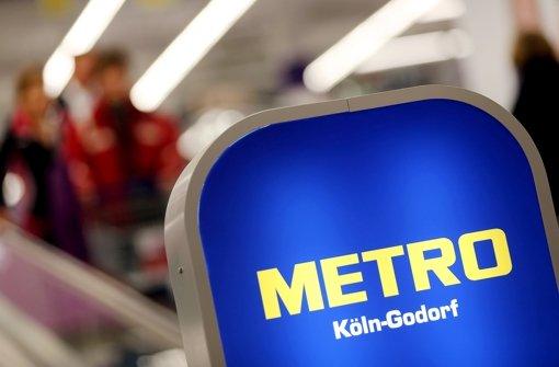 Handelskonzern Metro will sich aufspalten