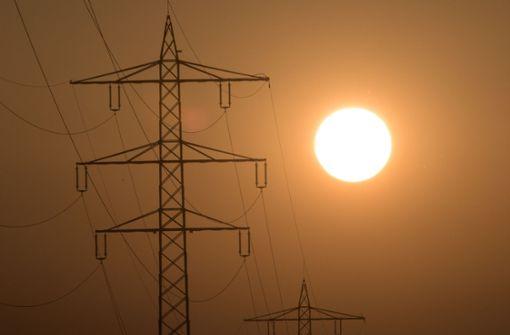 Tausende Menschen ohne Strom