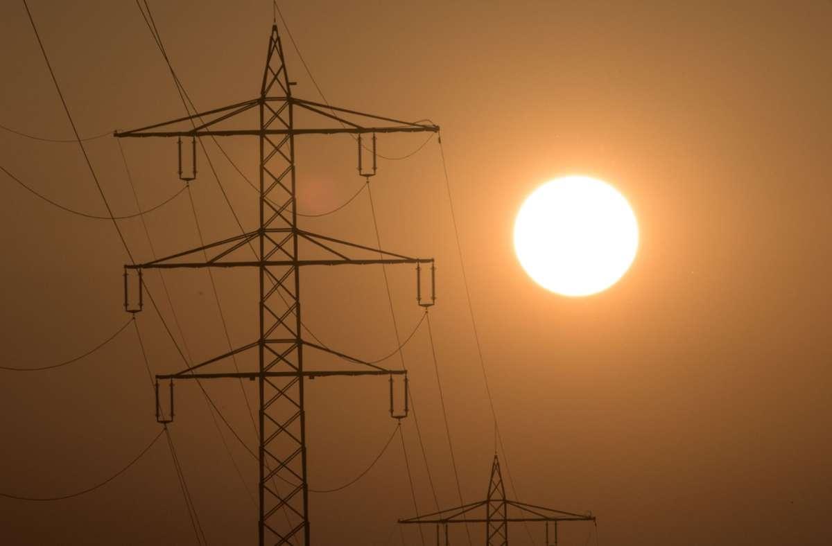 In Heidelberg und Eppelheim fiel am Sonntag der Strom aus. Foto: dpa/Patrick Seeger