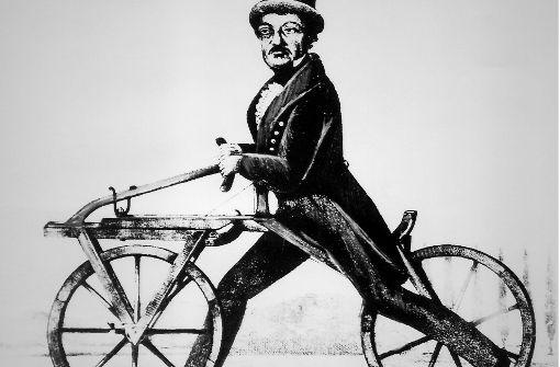 Die Erfindung des Fahrrads