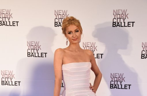 Paris Hilton darf sich wie Cinderella fühlen