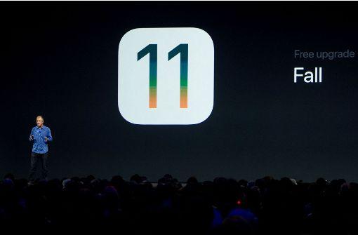 iOS 11 und der Niedergang von zahlreichen Apps
