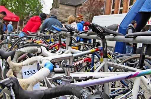 Entspannen, bummeln und Fahrräder kaufen
